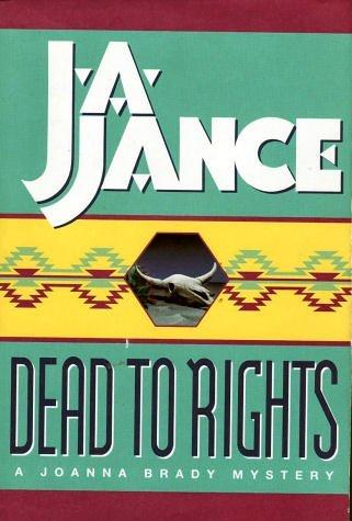 9780038973941: Dead To Rights - A Joanna Brady Mystery
