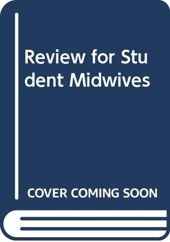 9780039002374: Review for Student Midwives