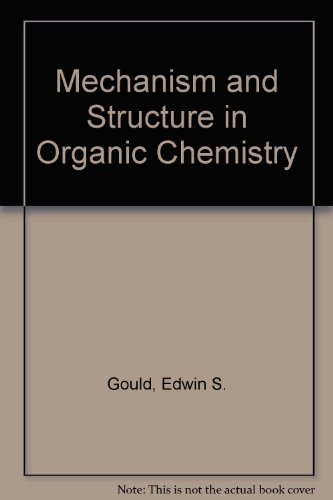 9780039100247: Mechanism and Structure in Organic Chemistry