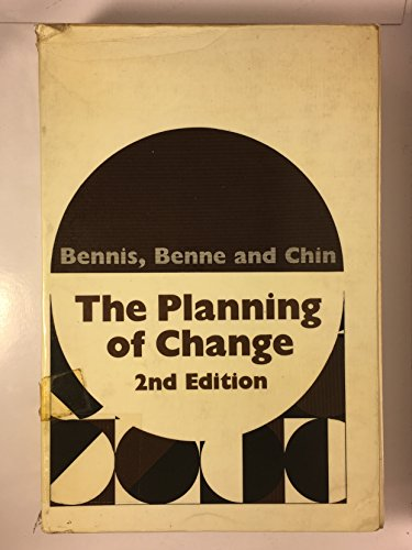 9780039100445: The Planning of Change