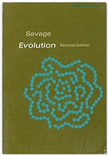 9780039101251: Evolution