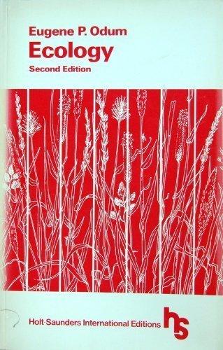 9780039101565: Ecology (Modern biology series)