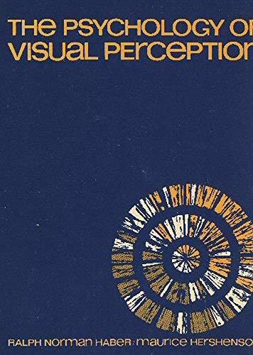 9780039101695: Psychology of Visual Perception