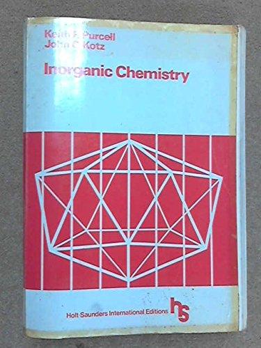 9780039102821: Inorganic Chemistry