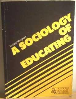 9780039102890: Sociology of Educating