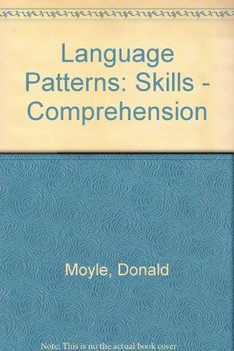 9780039103408: Language Patterns: Skills - Comprehension Stage 6