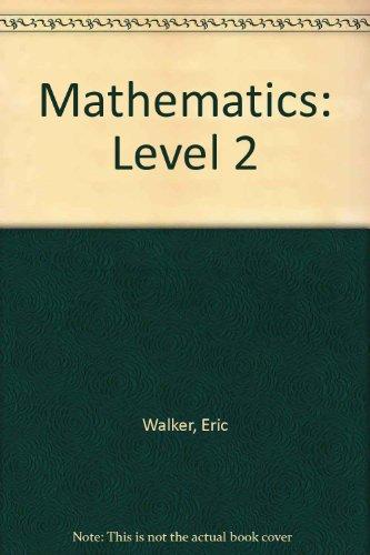 9780039103453: Mathematics: Level 2