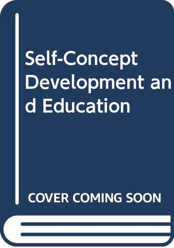 9780039103545: Self-Concept Development and Education