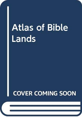 9780039103927: Atlas of Bible Lands