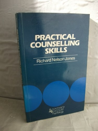 9780039104788: Practical Counselling Skills (Holt psychology)