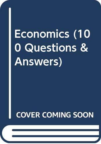 Economics (100 Questions & Answers): Lynch, Chart Foulks