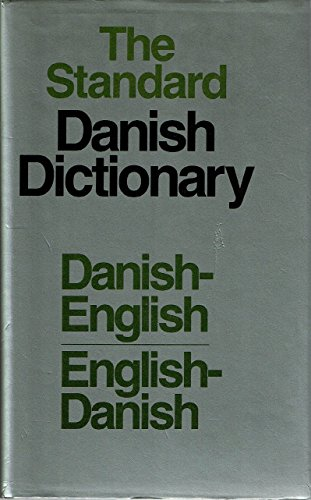 9780039107031: The Standard Danish-English, English-Danish Dictionary