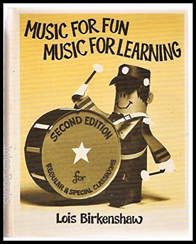9780039200015: Music for Fun, Music for Learning