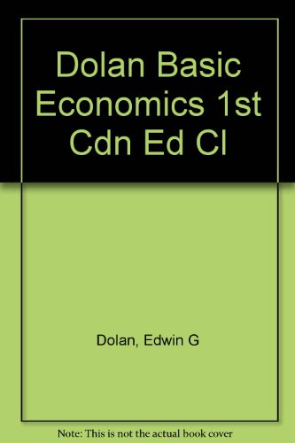 9780039201234: Basic Economics