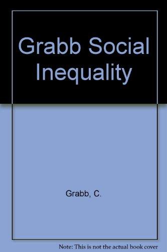 Social Inequality: Grabb, C.