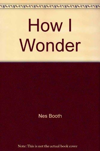 9780039214548: How I Wonder (Impressions)