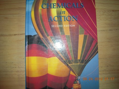 9780039224554: Chemicals in Action