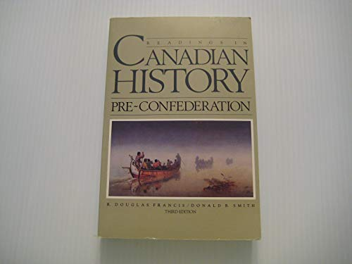 9780039226916: Readings in Canadian History