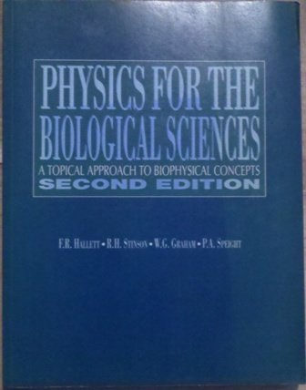 9780039229313: Physics Biological Science