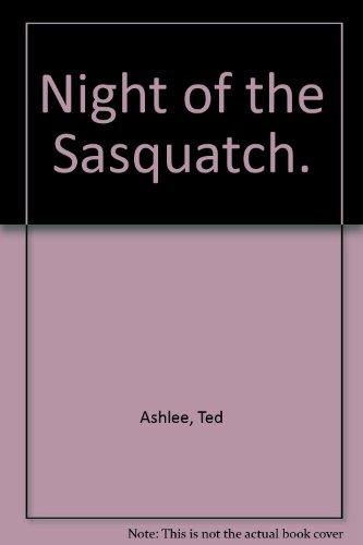 9780039233167: Night of the Sasquatch.