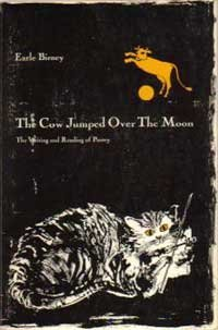 9780039233617: The cow jumped over the moon;: The writing and reading of poetry (Aspects of English)