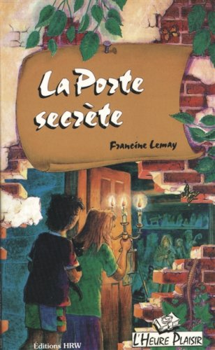 Porte Secrete: LEMAY, FRANCINE