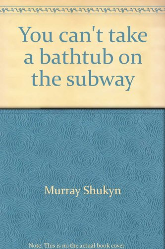 9780039280413: You can't take a bathtub on the subway;: A personal history of SEED: a new approach to secondary-school education