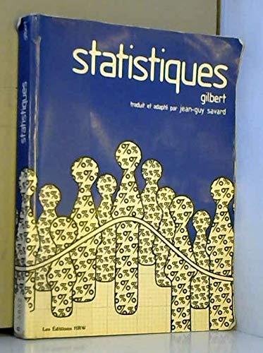 9780039293437: Statistiques