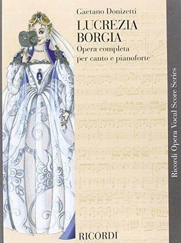 9780040416900: Lucrezia Borgia