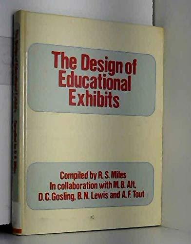 9780040690027: Design of Educational Exhibits