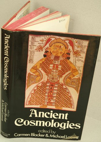 9780041000382: Ancient cosmologies