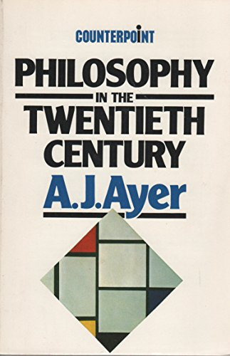 9780041000443: Philosophy in the Twentieth Century (Counterpoint S.)