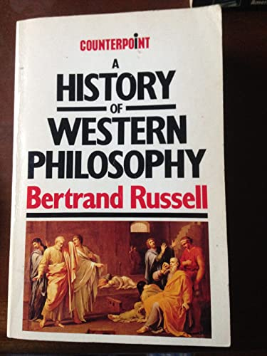 9780041000450: A History of Western Philosophy (Counterpoint)