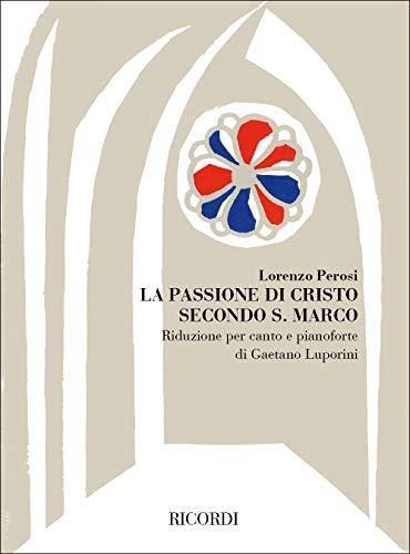 9780041016420: LA PASSIONE DI CRISTO SECONDO SAN MARCO