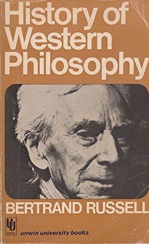 History of Western Philosophy: Bertrand Russell