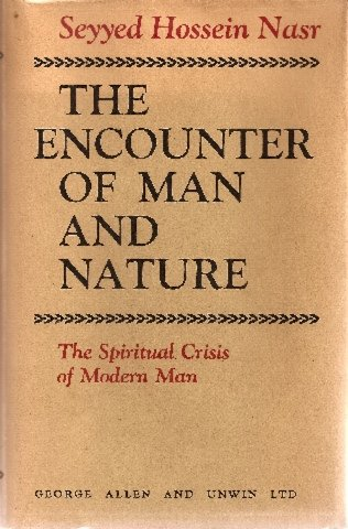 9780041090116: Encounter of Man and Nature