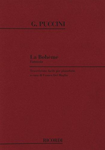 9780041090963: La Boheme. Fantasia Piano