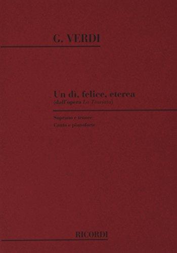 9780041102116: La Traviata: Un Di' Felice, Eterea