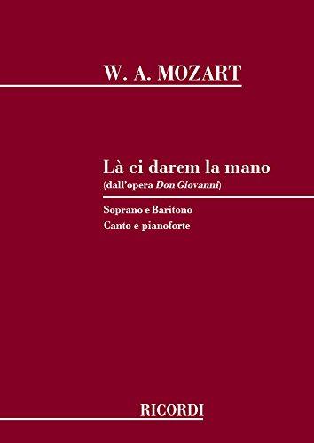 9780041102826: Don Giovanni: La Ci Darem La Mano - Vocal and Piano - SCORE