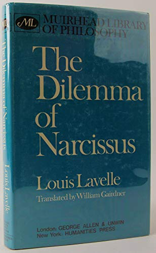 9780041110043: Dilemma of Narcissus (Muirhead Library of Philosophy)