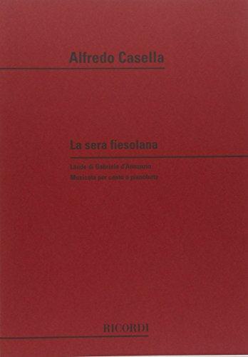 9780041195491: La Sera Fiesolana