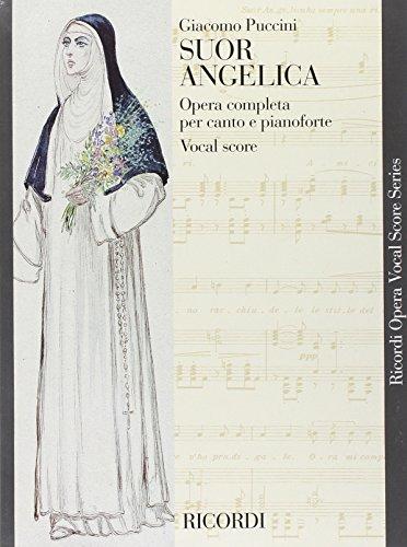 9780041216127: Partitions classique RICORDI PUCCINI G. - SUOR ANGELICA - CHANT ET PIANO Voix solo, piano