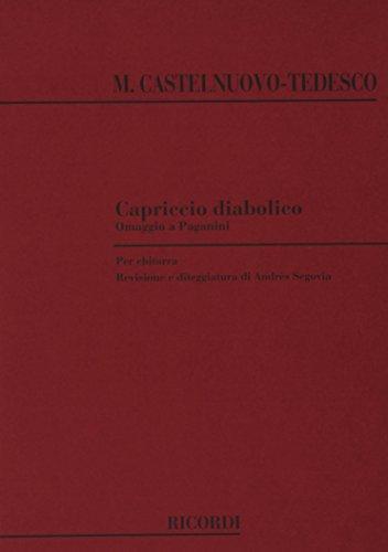 9780041243710: CAPRICCIO DIABOLICO (OMAGGIO A PAGANINI)