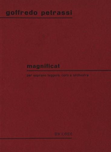 9780041249859: Magnificat