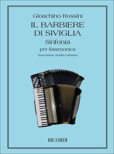 9780041250763: Il Barbiere Di Siviglia: Sinfonia Accordeon