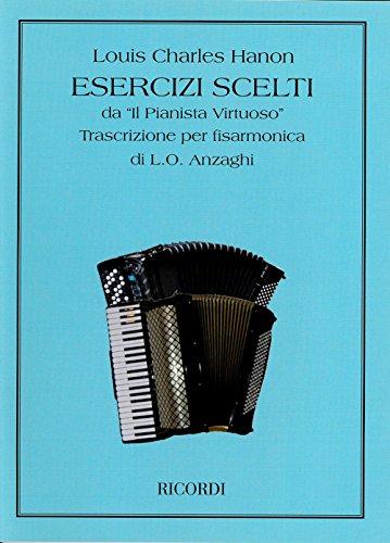 9780041264166: Esercizi Scelti Da 'Il Pianista Virtuoso'