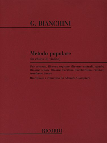 9780041270914: METODO POPOLARE (IN CHIAVE DI VIOLINO)