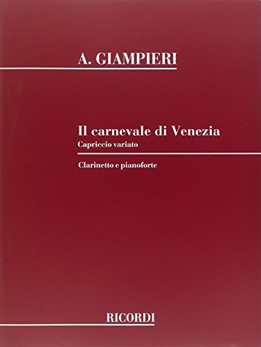 9780041275476: CARNAVAL DE VENECIA