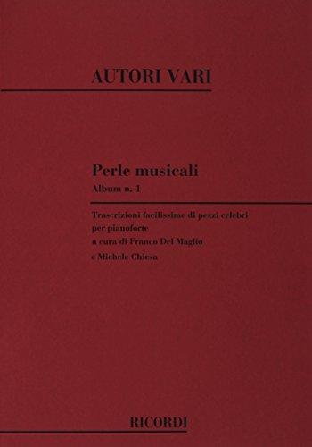 9780041275483: PERLE MUSICALI - ALBUM N. 1 - PEZZI CELEBRI