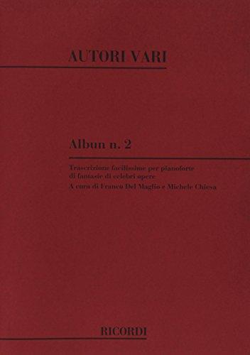9780041275728: PERLE MUSICALI - ALBUM N. 2 - CELEBRI OPERE